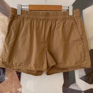Banana Republic Factory pull-on cotton shorts 4""